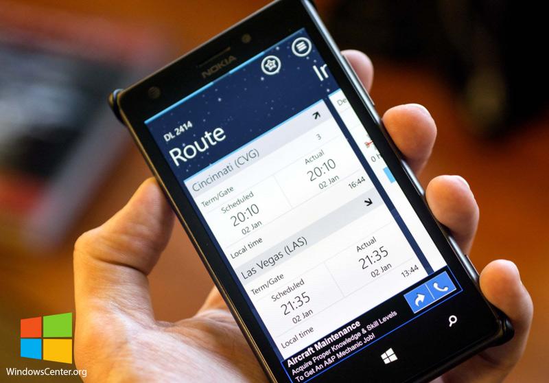 به راحتی مسیر پرواز خود را با FlightHero بر روی Windows Phone و Windows 8.1 دنبال کنید