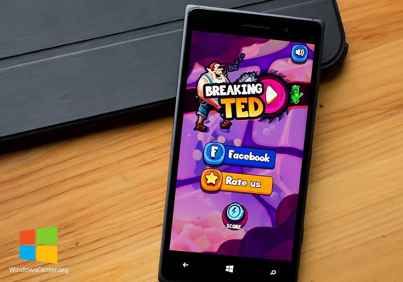 معرفی بازی جدید و جذاب Breaking Ted