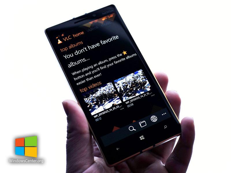 VLC beta امروز با تم تیره و پشتیبانی از ویدیو HD آپدیت شد!