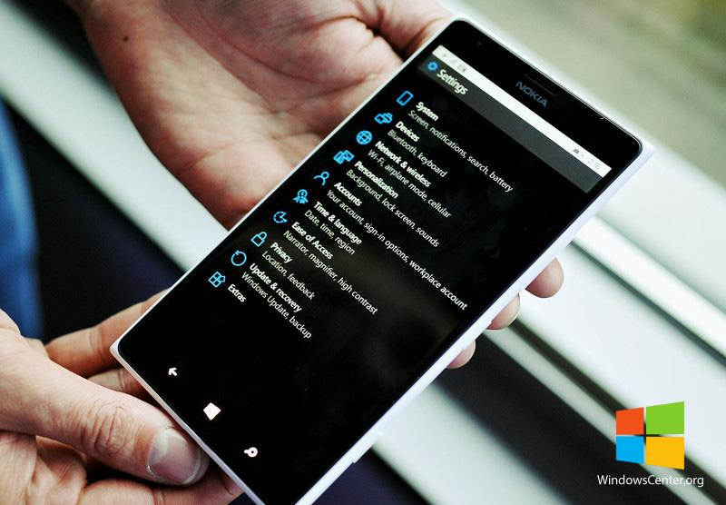بخش Setting (تنظیمات) ویندوز ۱۰ برای گوشی و پی سی قدرتمند و ساده است!