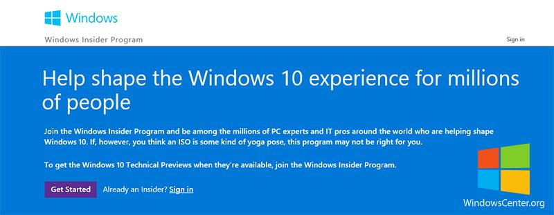 Windows Insider (ویندوز اینسایدر) چیست و چگونه عضو آن شویم؟