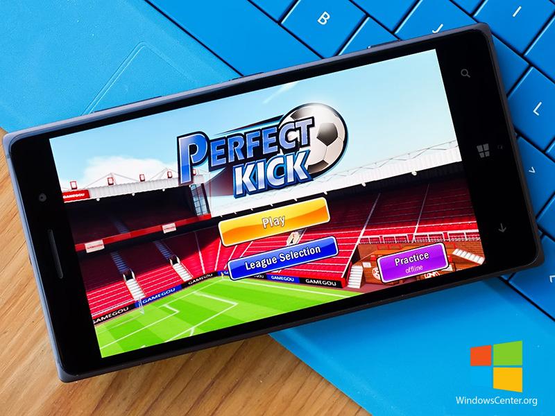 Perfect Kick یک بازی اعتیاد آور که نمی توانید از بازی کردن آن دست بردارید!
