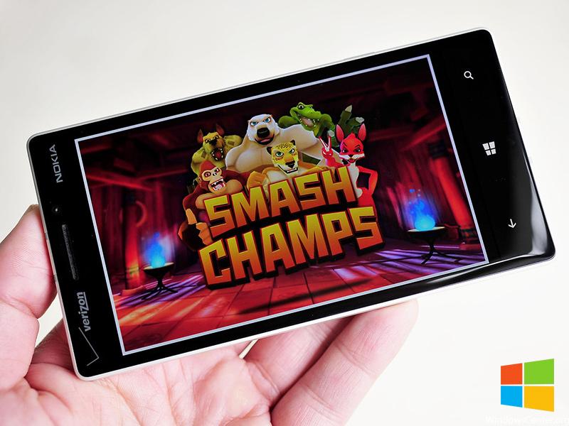 کمپانی موفق Kiloo بازی جدید خود با نام Smash Champs را منتشر کرد