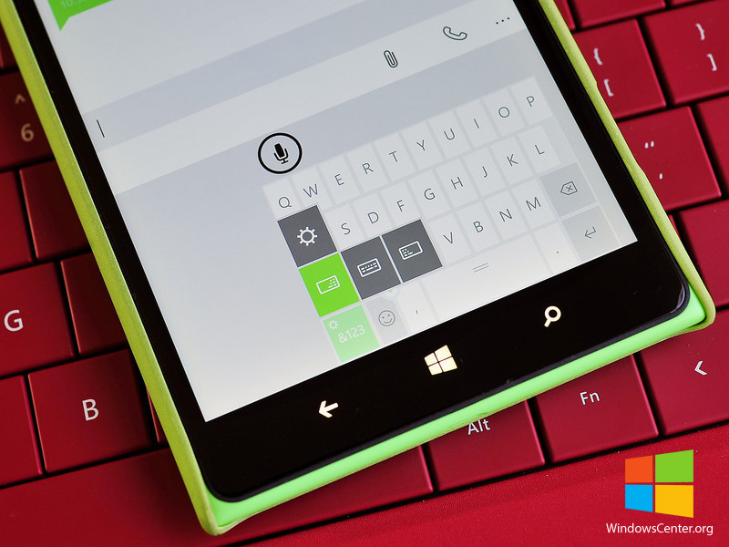 Windows-10-One-handed-keyboard-phone