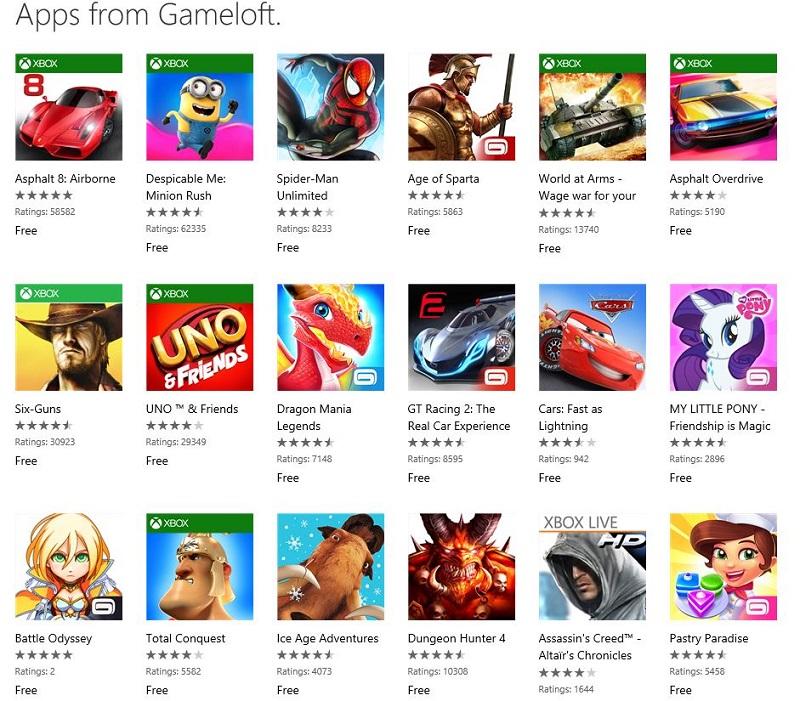 بازی های Gameloft – یکی از بزرگترین تولیدکنندگان بازی گوشی موبایل