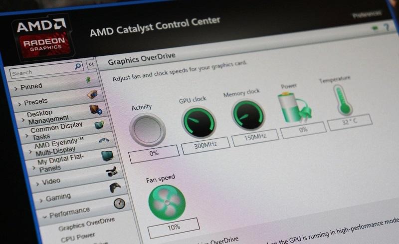انتشار درایور پریویو ویندوز ۱۰ توسط شرکت AMD