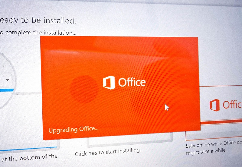 office-upgrading-orange