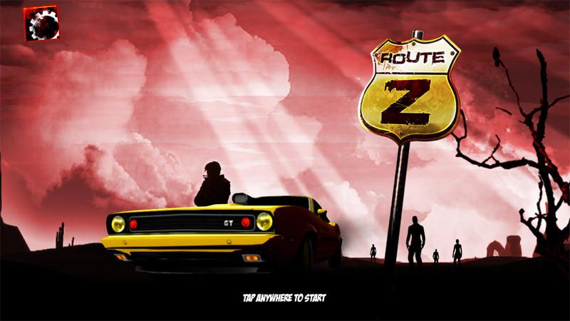 دانلود بازی Route Z برای ویندوز ۱۰ و ویندوزفون