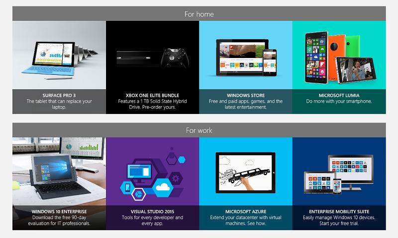 پخش کنفرانس مایکروسافت در شبکه اینترنتی امروز ساعت ۵:۳۰ بعد از ظهر