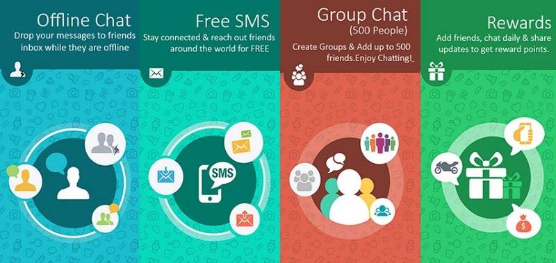 معرفی مسنجر U&Me Messenger برای ارتباط بیشتر…