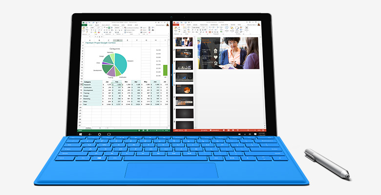 Surface Pro 4 آخرین نسخه تبلت قدرتمند مایکروسافت!