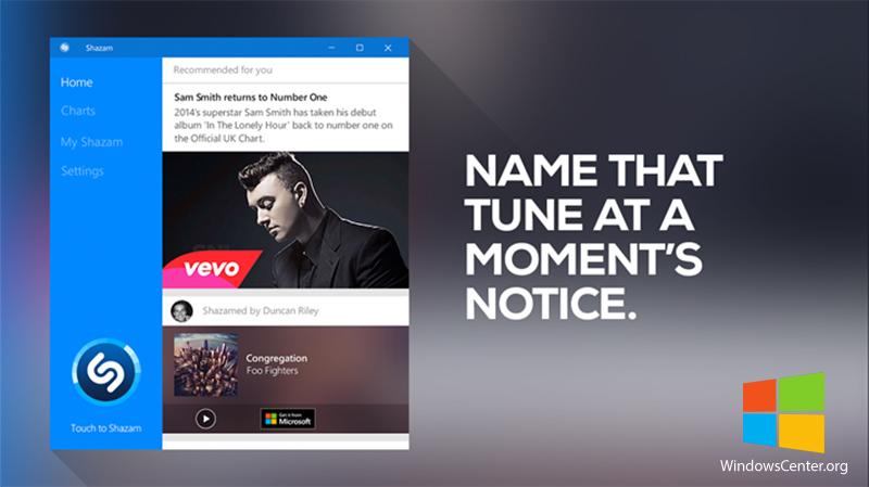 اپلیکیشن Shazam با قابلیت جدید به صورت یونیورسال منتشر شد!