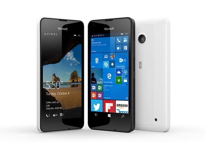 آشنایی با  Lumia 550 گوشی جدید ویندوز ۱۰ مایکروسافت.