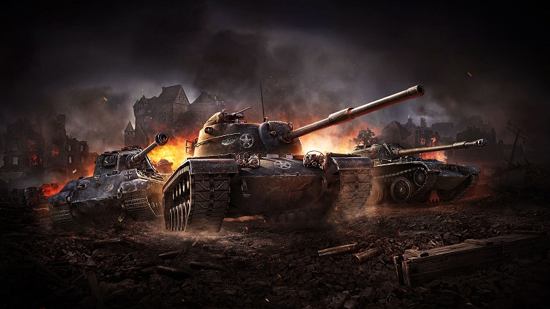 بازی World of Tanks Blitz برای Windows 10 و Windows 10 Mobile منتشر شد!