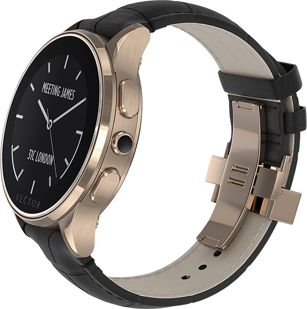 ساعت هوشمند Vector مناسب برای ویندوز ۱۰ موبایل شما!
