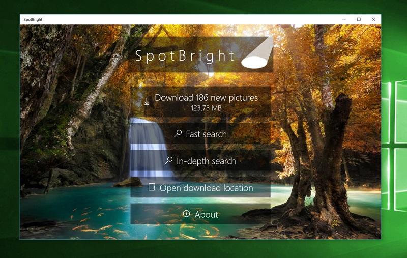 چگونه تصاویر فوق العاده Spotlight ویندوز ۱۰ را به عنوان پس زمینه استفاده کنیم؟