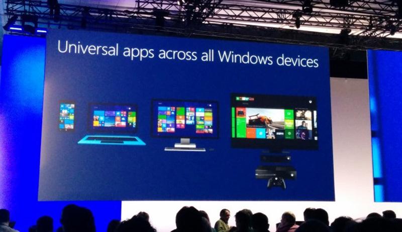 برنامه های یونیورسال Windows 10 در راه ورود به استور XBOX ONE