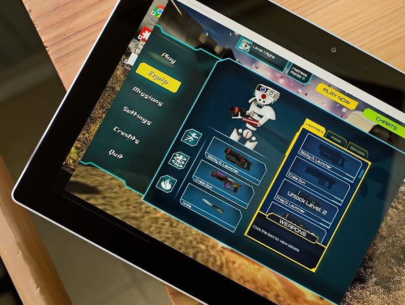 بازی مولتی پلیر آنلاین Grenade Madness مخصوص ویندوز ۱۰ پی سی