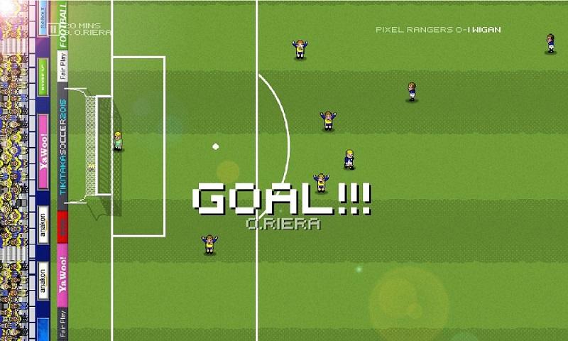 Tiki-Taka-Soccer