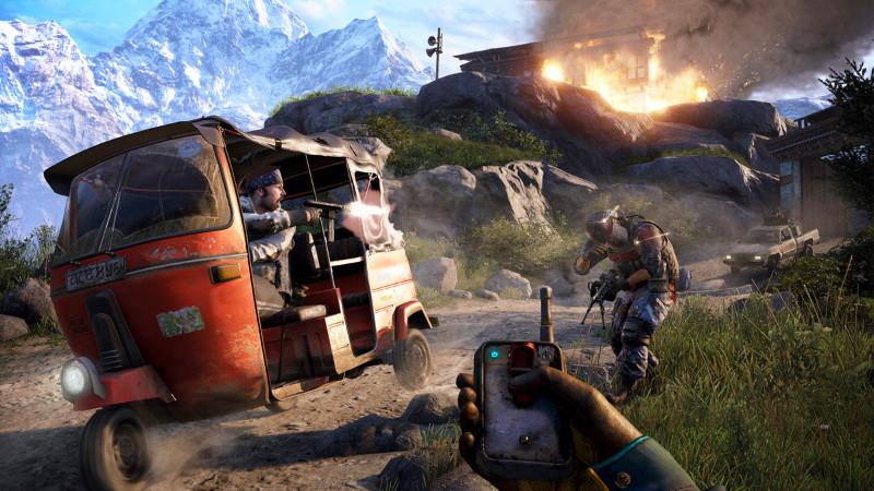 همینک Far Cry 4 را تنها با $۱۴٫۹۹ برای XBOX ONE خود دانلود کنید