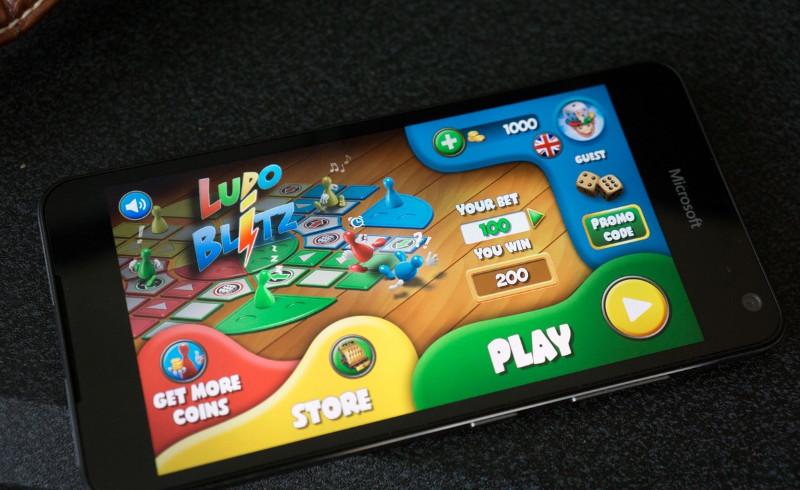 بازی فوق العاده Ludo Blitz برای ویندوز ۱۰ موبایل و پی سی منتشر شد!