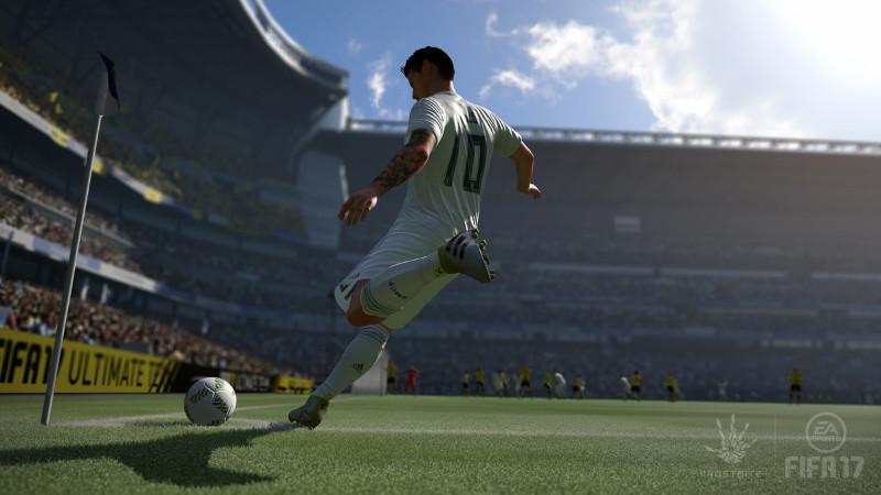 نظر کاربران در مورد نسخه پیش نمایش FIFA17