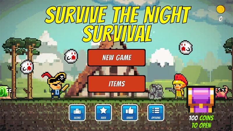 بازی با سبک نجات یافتنی Pixel Survival برای ویندوز ۱۰ منتشر شد.