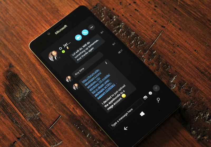 Skype-w10m