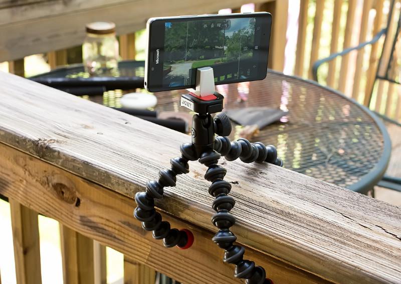 آموزش و برنامه های عکاسی Time-Lapse برای گوشی ویندوز ۱۰
