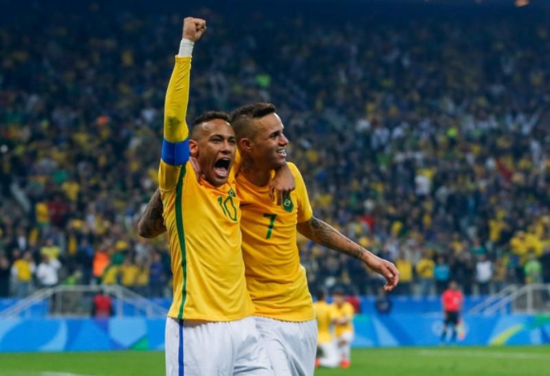 بازی فینال فوتبال المپیک ۲۰۱۶ بین برزیل و آلمان