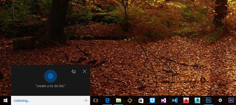 لیست جامع دستورات Cortana در ویندوز ۱۰