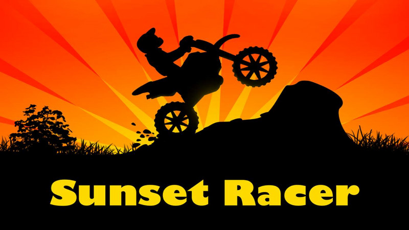 sunset-bike-racer