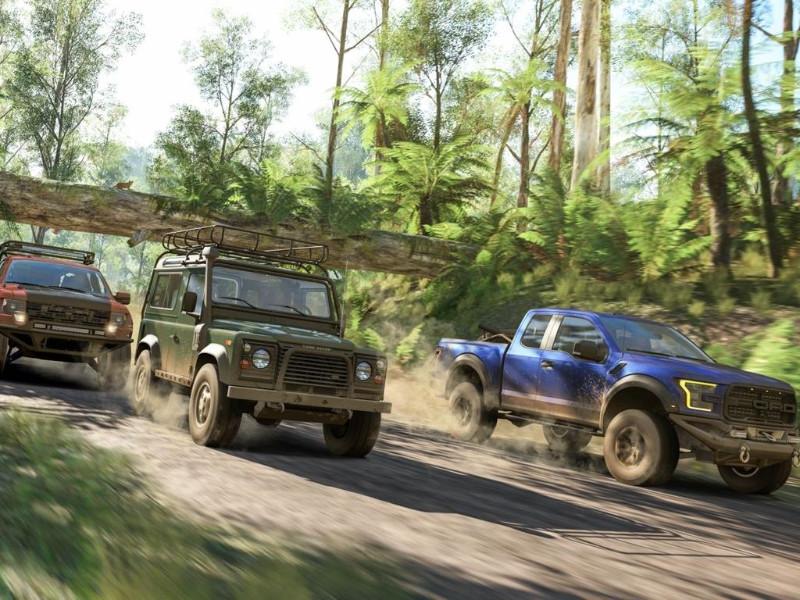دموی بازی Forza Horizon 3 آماده برای دانلود بروی XBOX ONE
