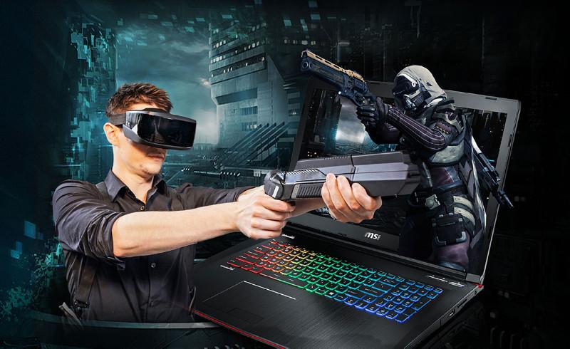 لپ تاپ های VR Ready کمپانی MSI وارد بازار ایران شدند!
