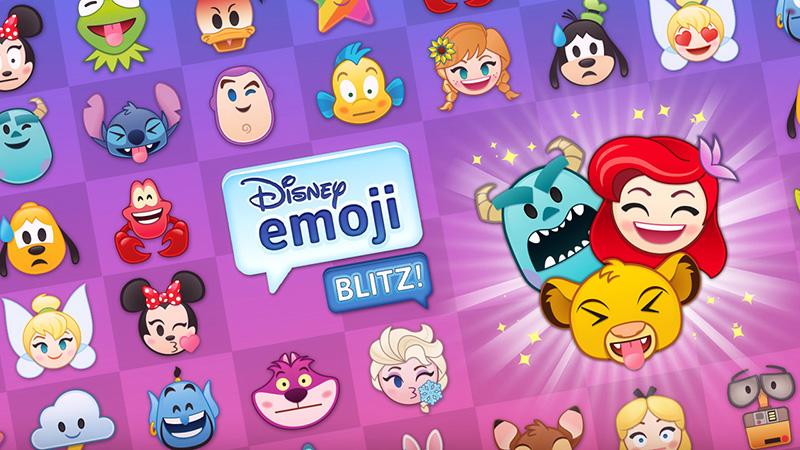 بازی محبوب Disney Emoji Blitz برای ویندوز ۱۰ موبایل و کامپیوتر