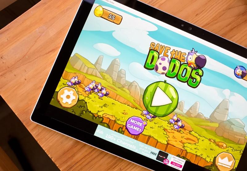 بازی جذاب و یونیورسال Magic Dodos برای ویندوز ۱۰ موبایل و PC