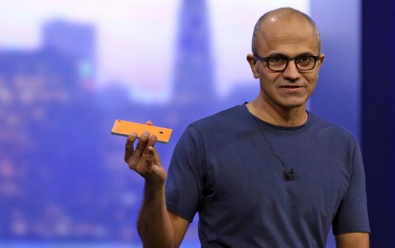 ساتیا نادلا: بر نسخه جدیدی از ویندوزفون با قابلیت های خاص تمرکز کرده ایم