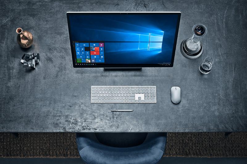 برای استفاده از قابلیت های پردازنده های جدید باید ویندوز ۱۰ داشته باشید.