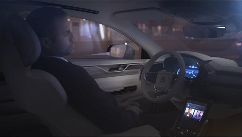 دوران جدید کارایی، در داخل اتومبیل با مایکروسافت
