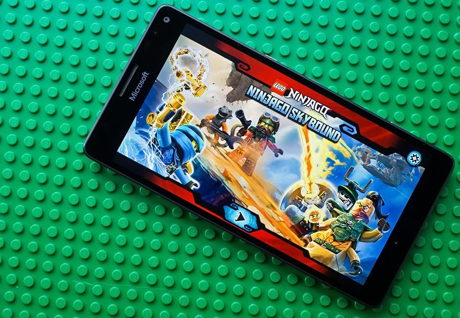 بازی جذاب LEGO® Ninjago: Skybound را از دست ندهید