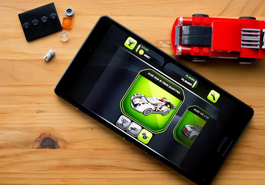 بازی جذاب LEGO® Speed Champions را از دست ندهید!