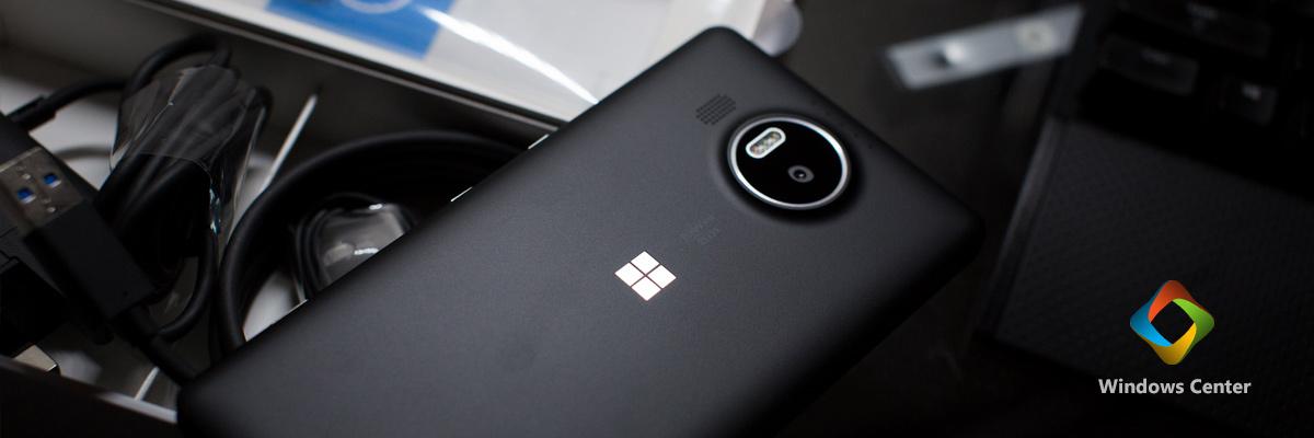 گوشی Microsoft Lumia 950 & 950XL با سیستم خنک کننده مایع!