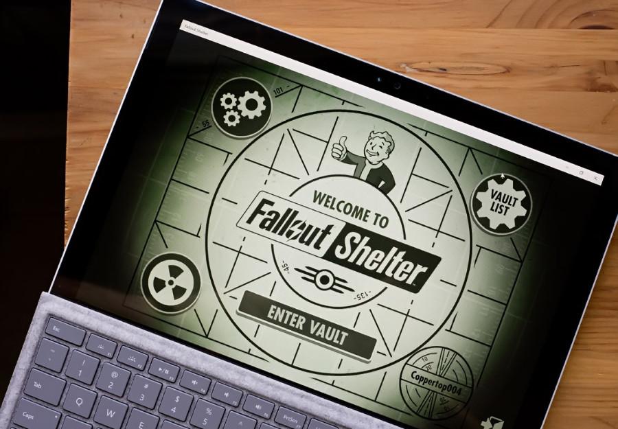 بازی رایگان و فوق العاده Fallout Shelter برای ویندوز ۱۰ و XBOX ONE