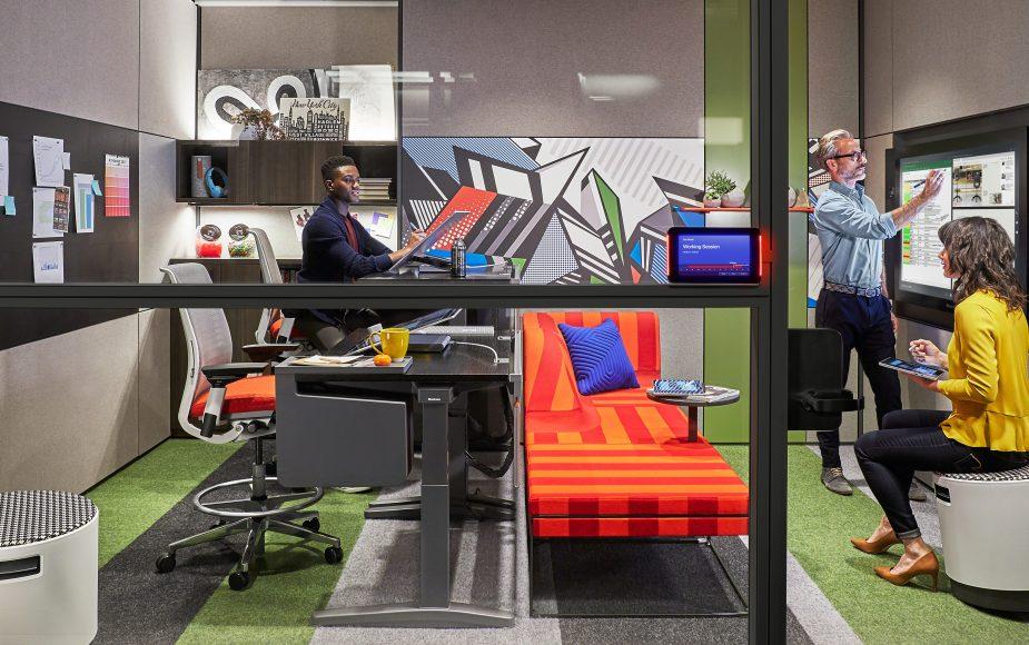 نهایت خلاقیت و کارایی در دفاتر کاری جهان با Microsoft Surface