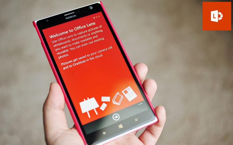نسخه جدید اپلیکیشن بی نظیر Office Lens با قابلیت جدید منتشر شد.