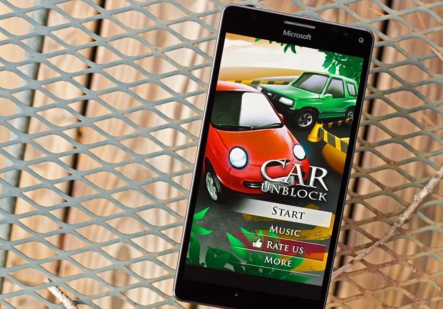 دانلود بازی فکری و جذاب Unblock Car Free برای موبایل شما