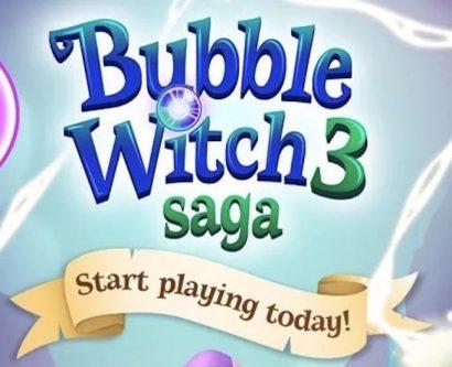 بازی فوق العاده Bubble Witch 3 Saga برای ویندوز ۱۰ را از دست ندهید!