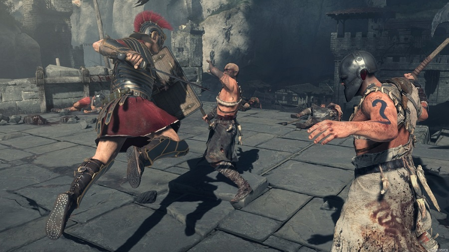 کاربران GOLD XBOXONE می توانند بازی Ryse: Son of Rome را رایگان دانلود کنند.