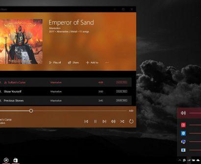 EarTrumpet اپلیکیشن کاربردی کنترل صدای اپ های مختلف برای ویندوز ۱۰