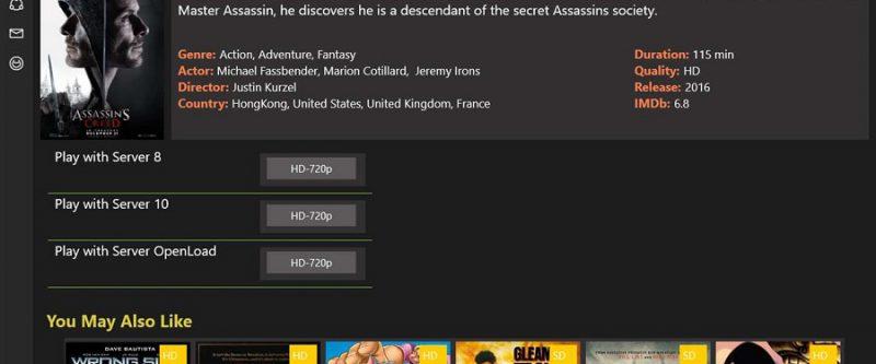 Free Movies X Online برای پخش آنلاین تمامی فیلم های معروف جهان